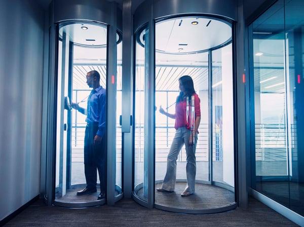 Circlelock Portals with Biometrics