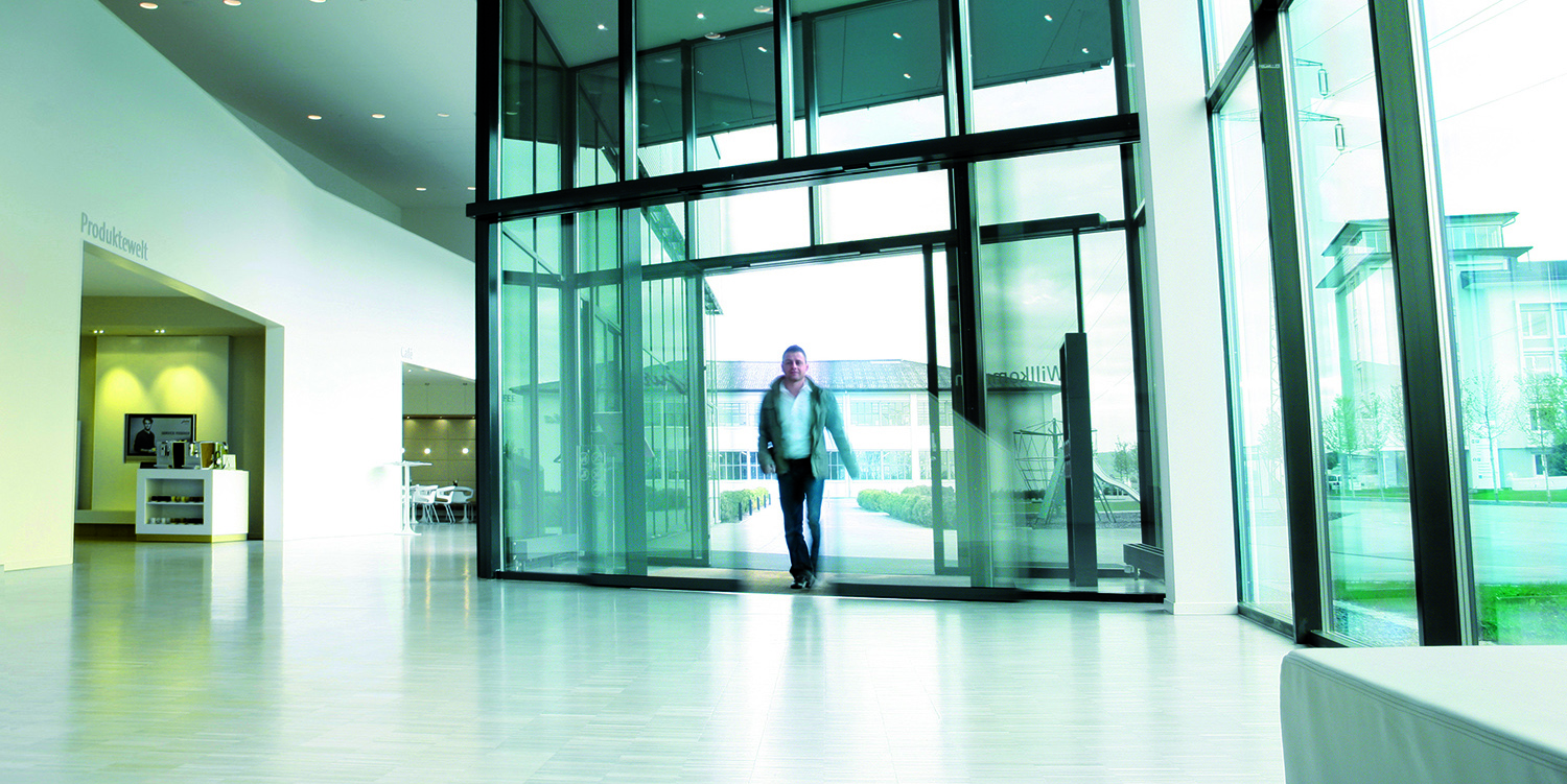 sliding and swinging doors allows unwanted guests into a building