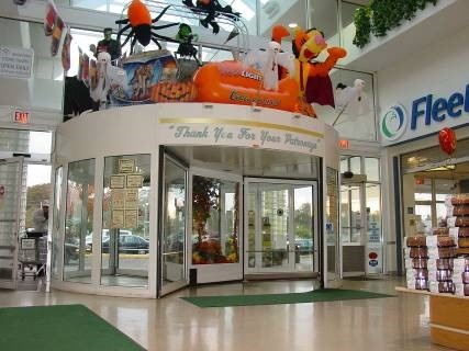 Revolving Doors Can Be Customized to Fit Into Any Brand