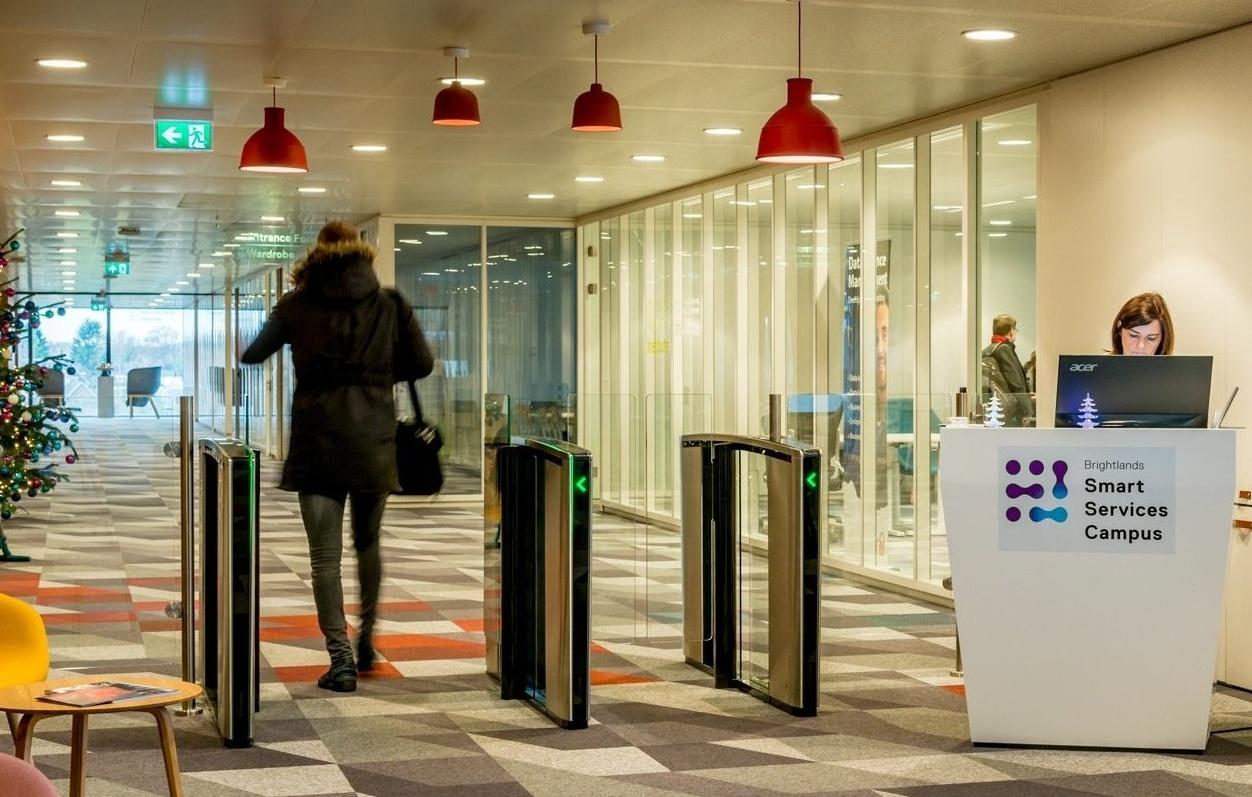 Optical turnstiles take pressure off of staff