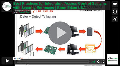 Webinar_Best Practices for Integrating ACS with Security Entrances