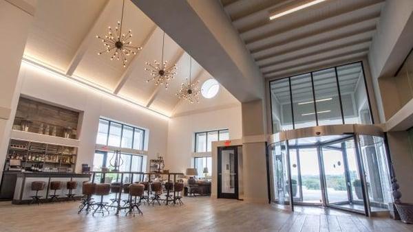 Boon Edam Heart of America Hotel Renovo Lobby Door