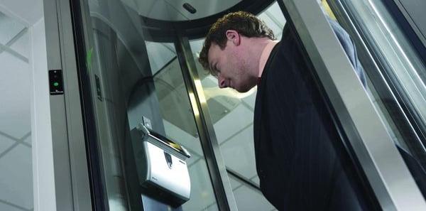 Security Portal with Biometrics